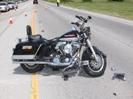 motociclete avariate