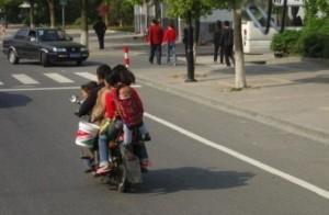 Conducere preventiva a motocicletei