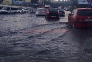 Conducere preventiva pe timp de ploaie