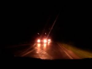Cum conducem in siguranta noaptea